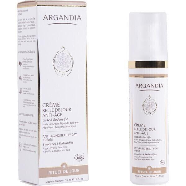 Argandia - Crème anti-âge toutes Peaux Argan 50ml