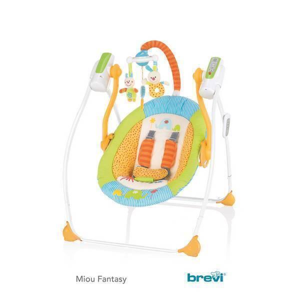 Brevi - Balancelle Miou Multicolore
