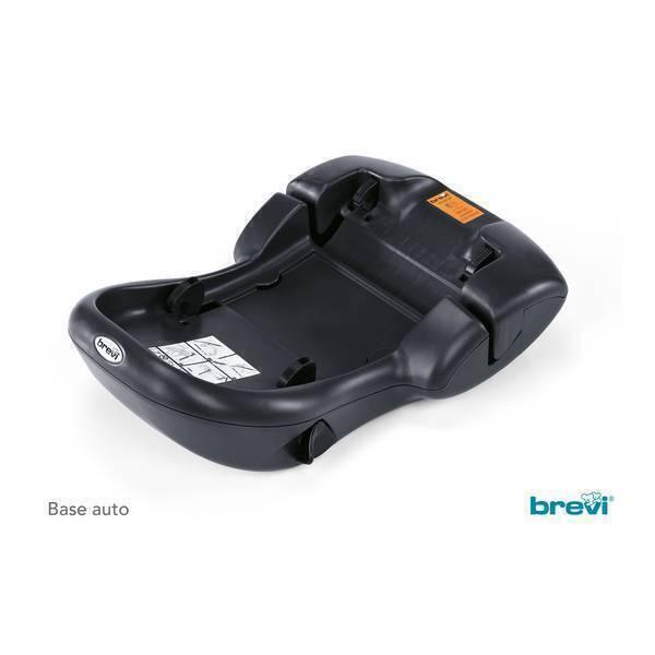 Brevi - Base pour Siège Auto Smart Silverline Gr.0+