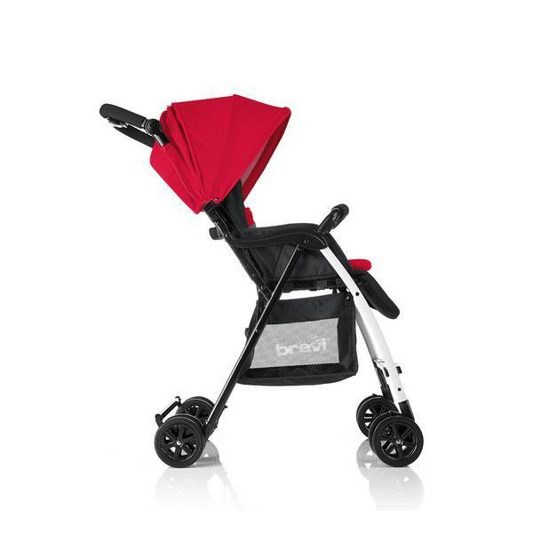 Brevi - Poussette Mini Large Rouge