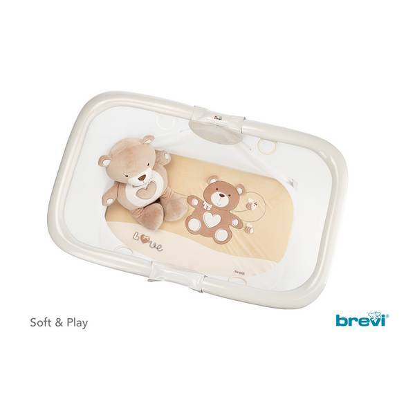 Brevi - Centre d'activités Soft&Play My Little Bear