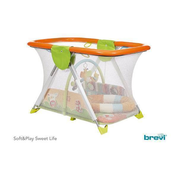 Brevi - Centre d'activités Soft&Play Sweet life