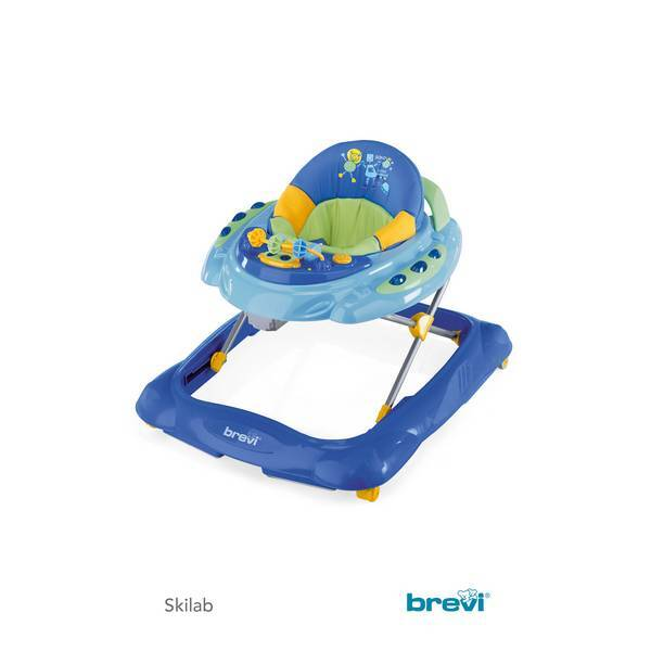 Brevi - Trotteur Skylab Ciel/bleu