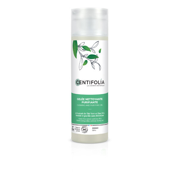 Centifolia - Gelée nettoyante purifiante - 200 mL
