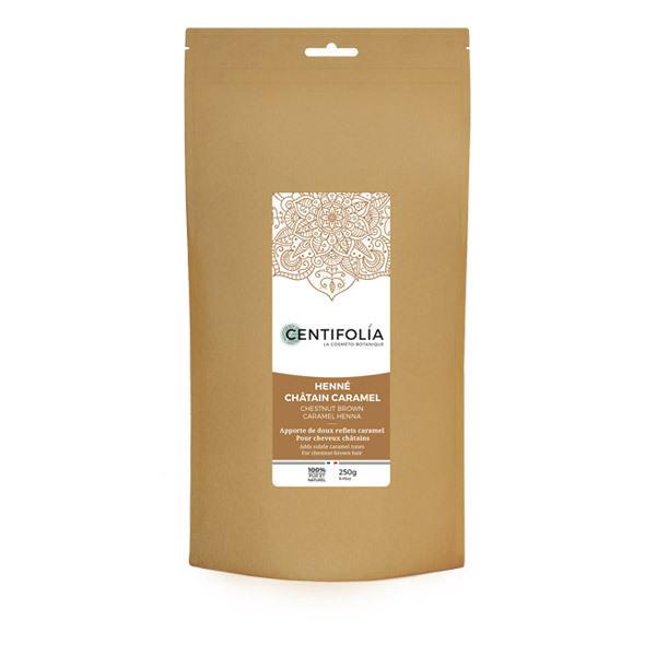 Centifolia - Henné Châtain Caramel - 250 g