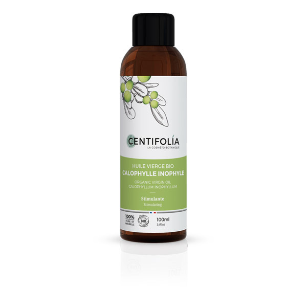 Centifolia - Huile vierge bio Calophylle Inophyle - 100 mL