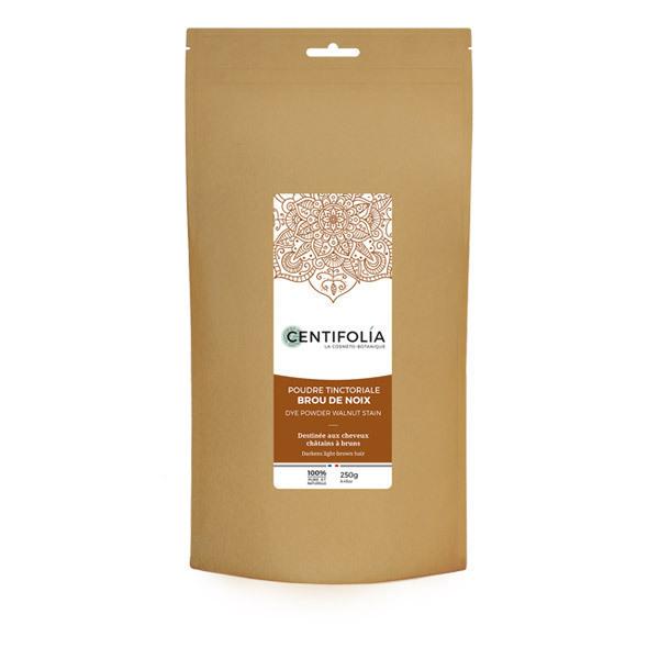 Centifolia - Poudre colorante Brou de noix - 250 g