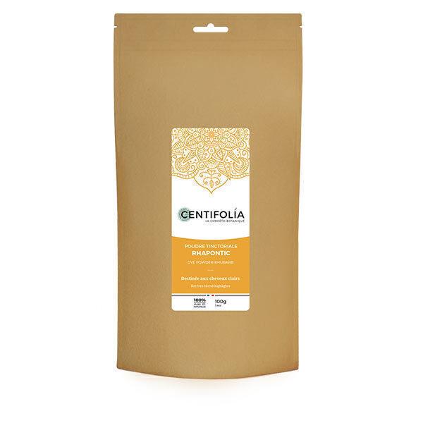 Centifolia - Poudre colorante Rhapontic - 100 g