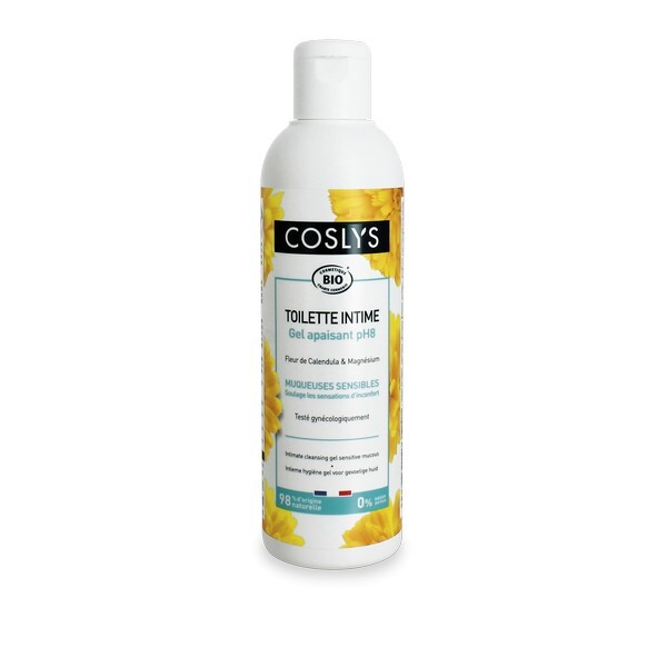 Coslys - Gel toilette intime pH8 250ml