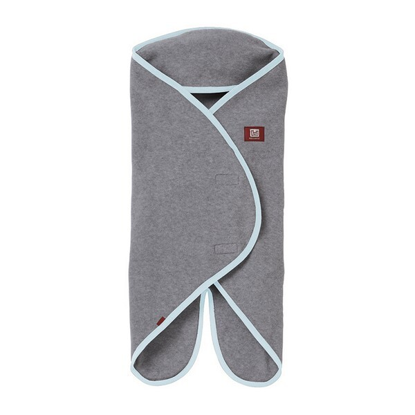 Red Castle - Babynomade® simple polaire 6-12 mois Gris ardoise