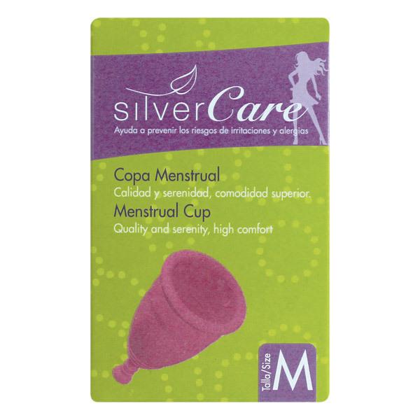Coupe menstruelle taille m silvercare la r f rence bien tre bio b b - Lunette coupe menstruelle ...