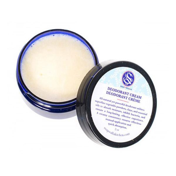 Soapwalla - Déodorant crème 57 g