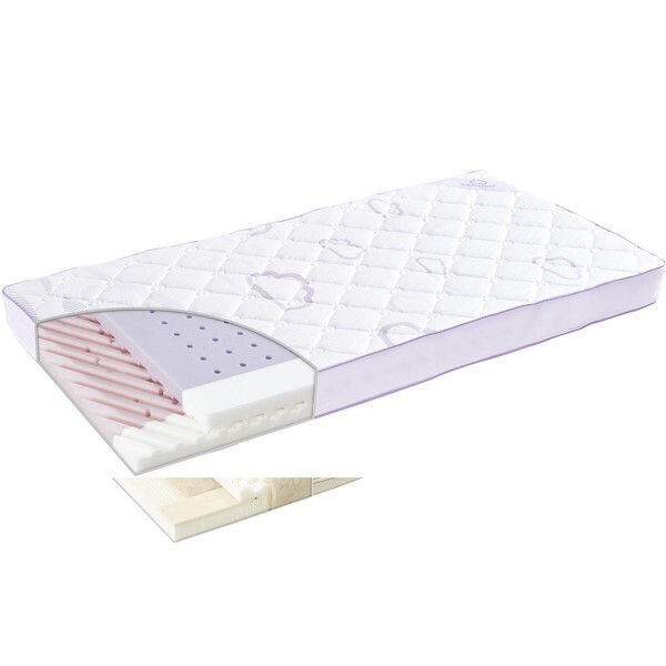 matelas north star 70x140x11 cm tr umeland la r f rence bien tre bio b b. Black Bedroom Furniture Sets. Home Design Ideas