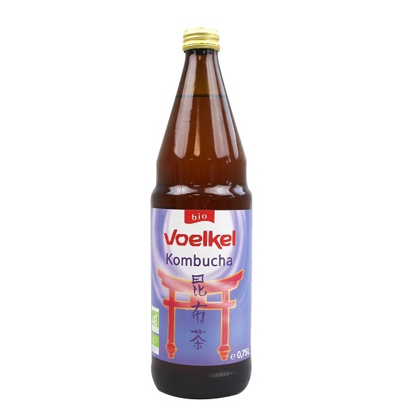 voelkel - Kombucha - 75 cl