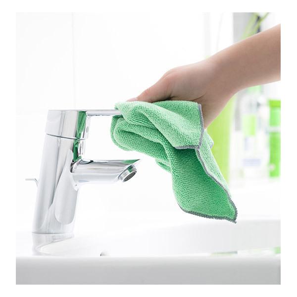 micro fibres salle de bains vert zielonka acheter sur. Black Bedroom Furniture Sets. Home Design Ideas