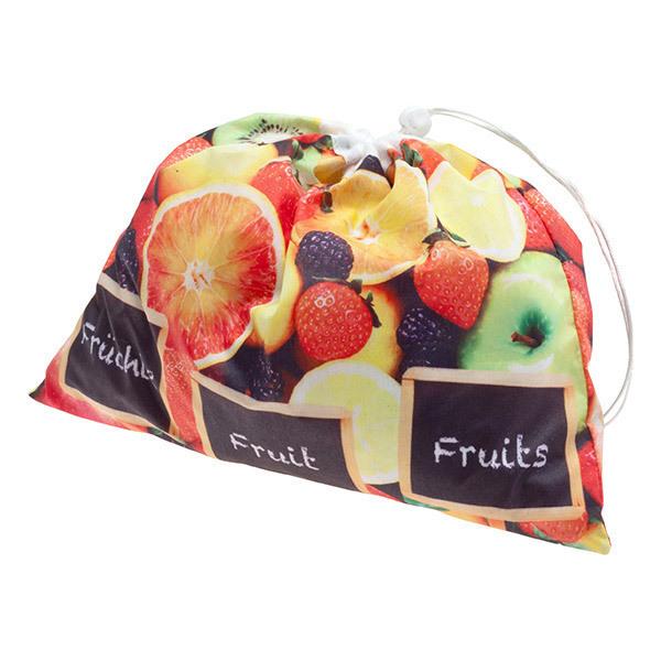 Sac de conservation fruits frais motifs fruits zielonka - Conservation jus de fruit frais ...
