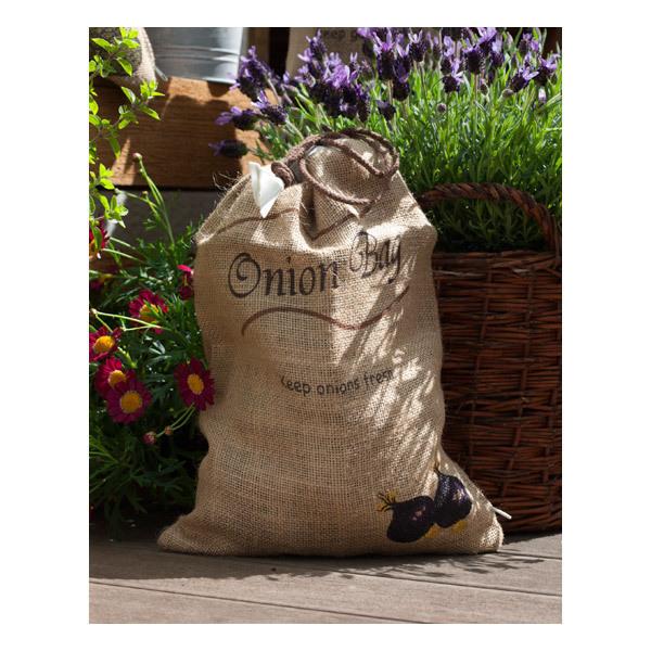 sac de conservation oignons beige zielonka acheter sur. Black Bedroom Furniture Sets. Home Design Ideas