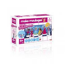Mako moulages - Coffret 6 moules - Mes princesses -Dès 5 ans