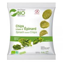 Airchips - Chips d'épinard bio - 30 g