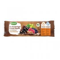 Alnavit - Barre aux fruits baies et amandes bio 40 g
