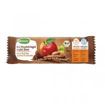 Alnavit - Barre aux fruits pomme et cannelle bio 40 g