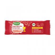 Alnavit - Barre super-fruits chanvre et maca bio 40 g