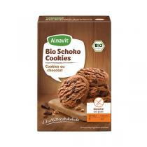 Alnavit - Cookies au chocolat bio 125 g