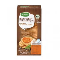 Alnavit - Crackers au tomate et paprika bio 60 g