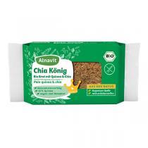 Alnavit - Pain quinoa et chia bio 250 g