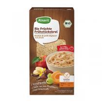 Alnavit - Porridge au sarrasin et aux fruits bio 280 g