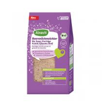 Alnavit - Porridge baies d'aronia, prune et chanvre bio 300 g