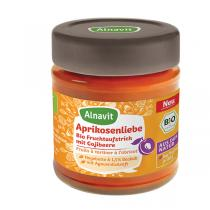 Alnavit - Super-fruits à tartiner abricots bio 150 g