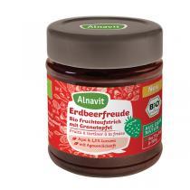 Alnavit - Super-fruits à tartiner fraises bio 150 g