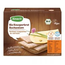 Alnavit - Tartines craquantes au sarrasin bio 150 g