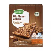 Alnavit - Triangles aux noisettes bio 150 g