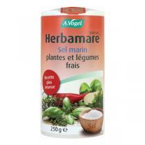 A.Vogel - Herbamare Intense - Sel marin plantes et légumes frais - 250 g