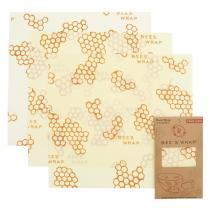 Bee's Wrap - Lot de 3 emballages Large Original