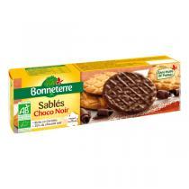 Bonneterre - Sablés choco noir 120g