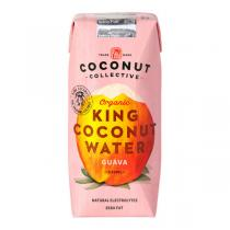 Coconut Collective - Eau de Coco King Coconut Goyave 33cl