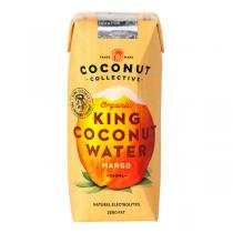 Coconut Collective - Eau de Coco King Coconut Mangue 33cl