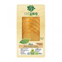Cosi Bio - Pétali au blé, pois chiches, citron et curcuma - 80g