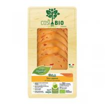 Cosi Bio - Pétali au soja et poivrons - 80g