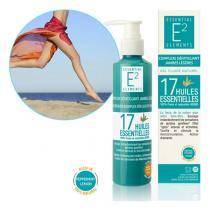 E2 Essential Elements - Gel fluide naturel - Complexe Défatiguant Jambes Légères - 150mL