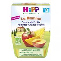 Hipp - Salade de Fruits Pomme Ananas Pêche