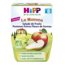 Hipp - Salade de fruits Pomme Poire Sureau