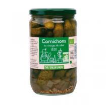 Nutriform - Cornichons vinaigre cidre BIO - 72cl