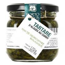Porto Muiños - Tartare d'algues au curry bio - 170 g