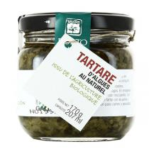 Porto Muiños - Tartare d'algues au naturel bio - 170 g