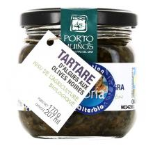 Porto Muiños - Tartare d'algues aux olives noires bio - 170 g