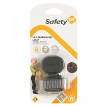 Safety 1St - Bloque multifonctions gris